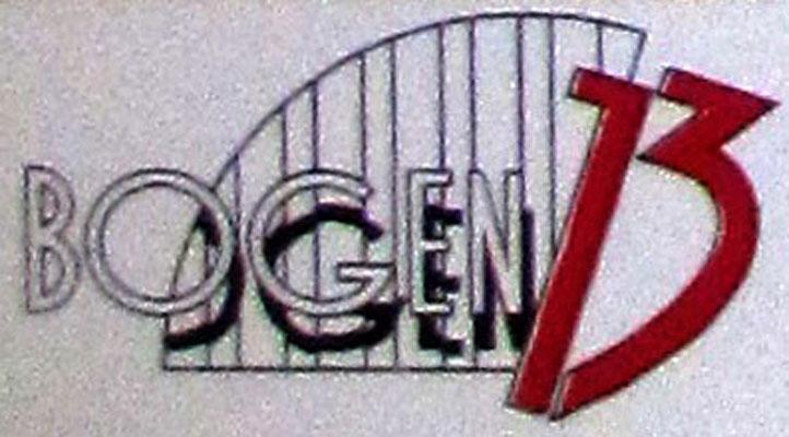 bogen 13 logo