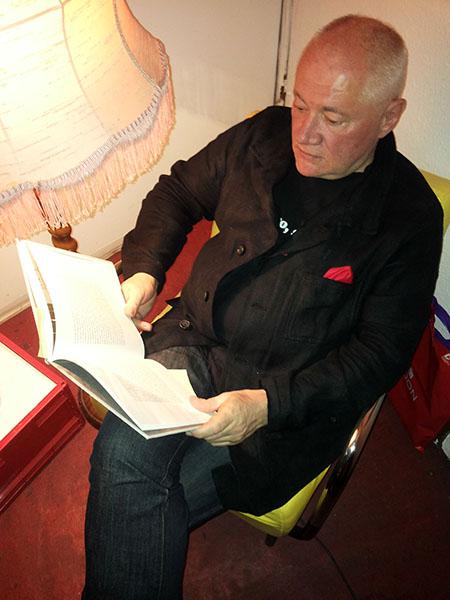 Otto Brusatti @ Stiegenhausmusik