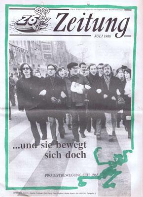 z6 zeitung 1986-07